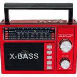 Radioul FM/AM CU 4 bENZI de înaltă calitate  M-u09, Analog, 0-40 W
