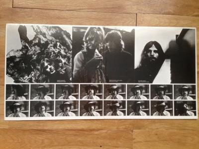 PINK FLOYD - UMMAGUMMA (2LP,2 VINILURI,1969,HARVEST,CANADA) vinil vinyl foto