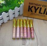 Set 6 rujuri Kylie birthday edition / holiday edition