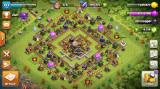 Cont Clash of Clans th11 +4k memsuri