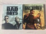 Bad Boys 1 + Bad Boys 2 - STEELBOOK (BluRay) , romana , NOI, BLU RAY, columbia pictures