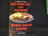 DIN PORUNCA LUI ZALMOXE PITRELE DACILOR SOCOTESC-C,TIN BEJGU-DAVID REU-, Alta editura