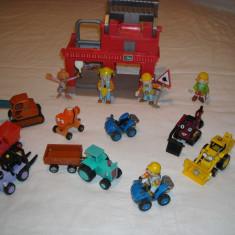 Bob the Builder - masinute de metal