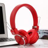 Căști Bluetooth fără fir MIC FM pentru Apple Telefoane Samsung Galaxy B-05, Casti Over Ear, Active Noise Cancelling
