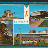 CPI B 10725 CARTE POSTALA - CONSTANTA .  MOZAIC, Circulata, Fotografie