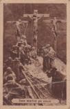 C.P. ISUS MURIND PE CRUCE