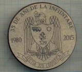 MEDALIE Y68 -MILITARA -SECTIA 329 LOGISTICA 1980-2010-35 DE ANI DE LA INFIINTARE