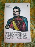 Myh 722 - ALEXANDRU IOAN CUZA - CONSTANTIN C GIURASCU - ED 1973