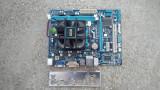 Placa de baza Gigabyte + Procesor AMD A4-3300 / Socket FM1 / 2.50 Ghz (C2), Pentru INTEL, DDR 3