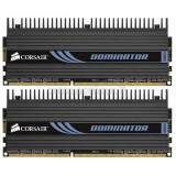 Memorii CORSAIR DOMINATOR kit 2 bucati x 2GB DDR3=4Gb 1600Mhz PC3-12800 - RAM PC, DDR 3, 4 GB, 1600 mhz