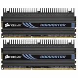 Memorii CORSAIR DOMINATOR kit 2 bucati x 2GB DDR3=4Gb 1600Mhz PC3-12800 - RAM PC, DDR 3, 4 GB, 1600 mhz