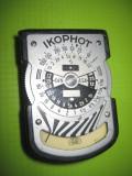 Ikophot Zeiss Ikon- Exponometru Foto Lightmeter vechi.