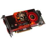 Placa video XFX Radeon HD 4870, 1GB GDDR5 256-Bit, Dual DVI, HDTV-out