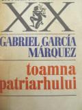 Toamna patriarhului - Gabriel Garcia Marquez