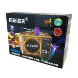 Radio Meier M-U167 Player USB / TF / MP3, Digital, 0-40 W