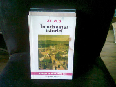 IN ORIZONTUL ISTORIEI - AL ZUB foto
