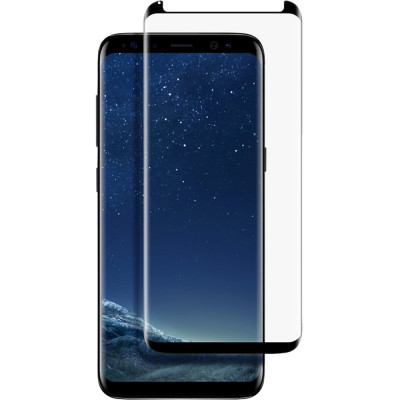 Sticla Securizata Full Body 3D Curved Negru SAMSUNG Galaxy S8 foto