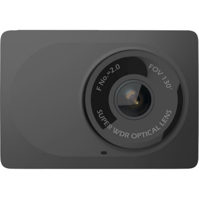Camera de Supraveghere YI Compact Dash Pentru Masina Negru foto