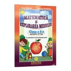 Matematica si explorarea mediului - clasa a 2-a - APROBAT