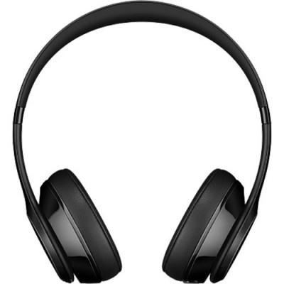 Casti Wireless Solo 3 On Ear Negru Gloss foto