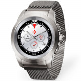 Smartwatch ZeTime Elite 39MM Brushed Argintiu Milanese, MyKronoz