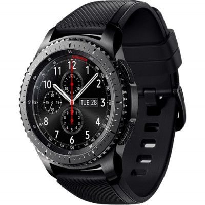 Smartwatch Gear S3 Frontier Negru foto