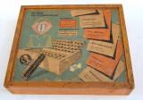 Joc vechi german pentru copii : tiparnita, tipografie - perioada interbelica