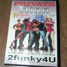 DVD film adulti Private Ninn 2funky4u - primul film animat private, Altele