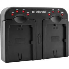 Incarcator Priza Dual Pentru Canon 18, Polaroid