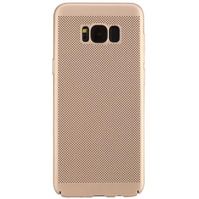 Husa Capac spate Dot Auriu SAMSUNG Galaxy S8 foto