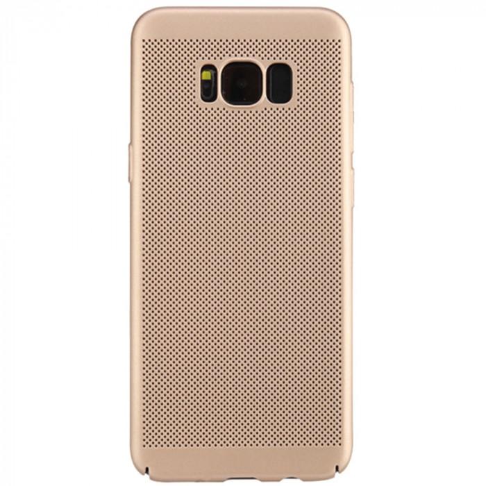 Husa Capac spate Dot Auriu SAMSUNG Galaxy S8