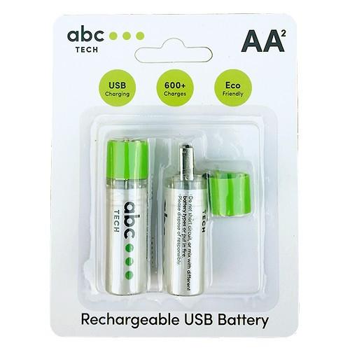 Baterie Reincarcabila Cu USB Tip AA (R6)