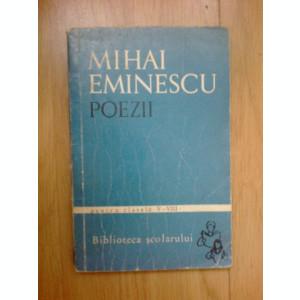 h4 Poezii - Mihai Eminescu