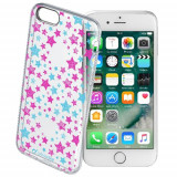 Husa Capac Spate Star Apple iPhone 7, iPhone 8, CellularLine