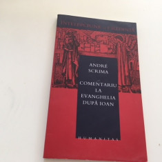 PR ANDRE SCRIMA, COMENTARIU LA EVANGHELIA DUPA IOAN,CAP.18-21 PATIMILE- INVIEREA