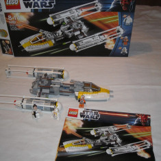Lego Star Wars - 9495 - nava Gold Leader's Y-Wing Starfighter
