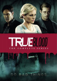 Film Serial True Blood - Complete Season 1-7 [DVD] Box Set, Fantastic, Engleza, independent productions