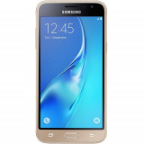 Galaxy J3 2016 Dual Sim 8GB LTE 4G Auriu 1.5GB RAM, 5'', 8 MP, Quad core, Samsung