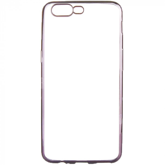 Husa Capac Spate Soft Transparent ONEPLUS 5