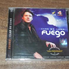 CD original  Fuego - Clar de Luna