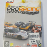 Joc PC - Factor Pro Racing - original nou sigilat