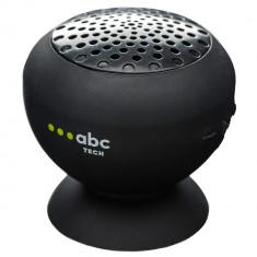 Boxa Portabila Waterproof Cu Microfon Negru