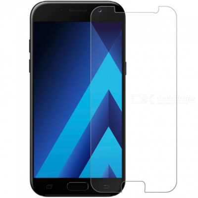 Sticla Securizata Full Body Anti-Shock Negru SAMSUNG Galaxy A7 2017 foto