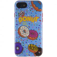 Husa Capac Spate Donut Apple iPhone 7 Plus, iPhone 8 Plus
