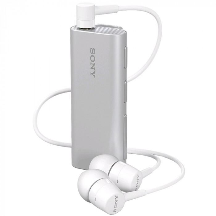 Casti Wireless Cu Difuzor Argintiu