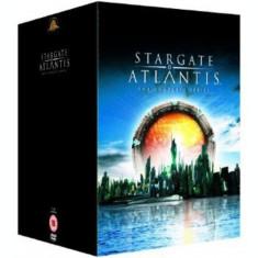 FIlm Serial Stargate Atlantis - Seasons 1-5 - Complete Collection [DVD] Box Set