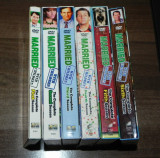 Lot 17 DVD originale Familia Bundy / Married with Children primele 6 sezoane, Altele, sony pictures
