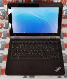 "Laptop ChromeBook Procesor 1.6 GHz 4GB RAM SSD 16 GB TouchScreen 11.6"", Intel Celeron, 4 GB, Sub 80 GB"