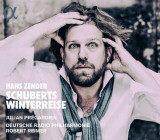 H. Zender - Schubert's Winterreise ( 1 CD )
