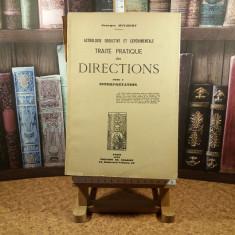 """G. Muchery - Astrologie ... Traite pratique des Directions Tome 1 Interp """"A6174"""""""